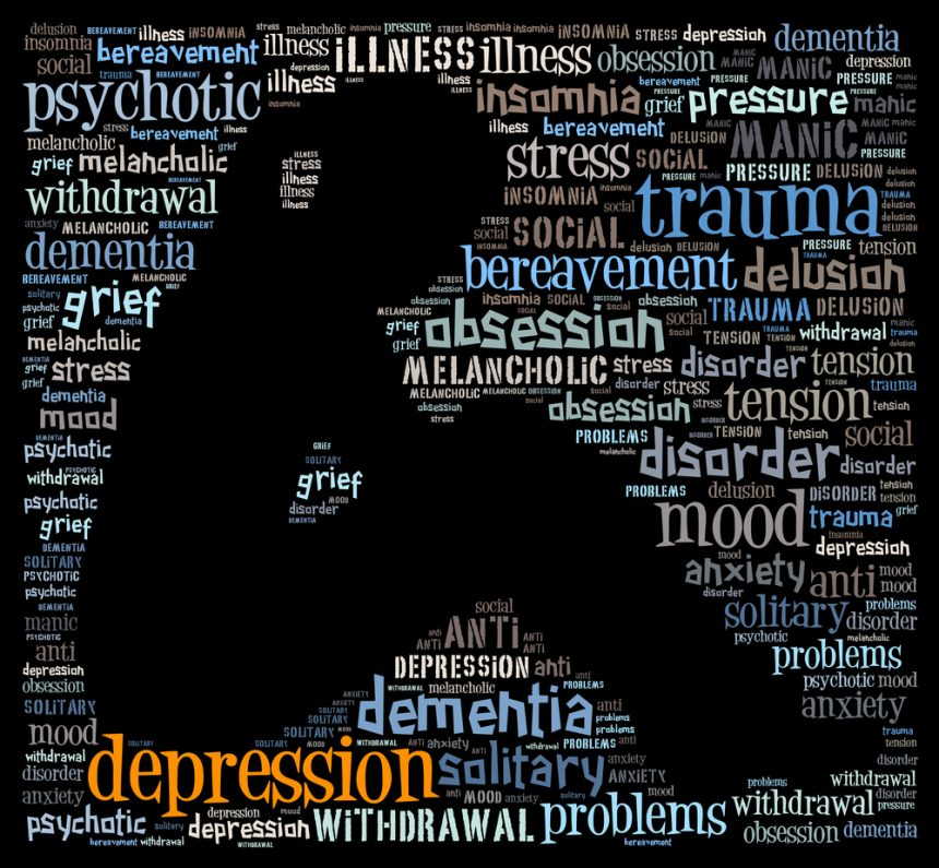 Consulting with Psychotherapist to Deal with Anxiety and Stress