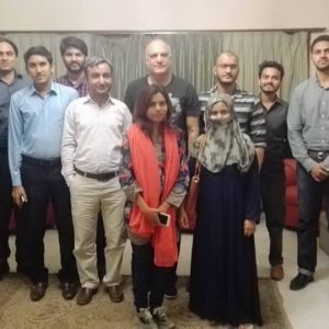 Orientation of UK Counselling Course Karachi