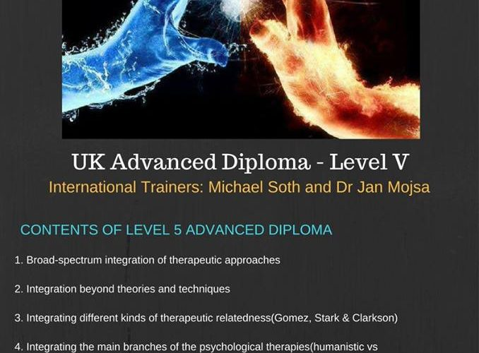 Therapy Works introduces UK Advanced Diploma Level 5