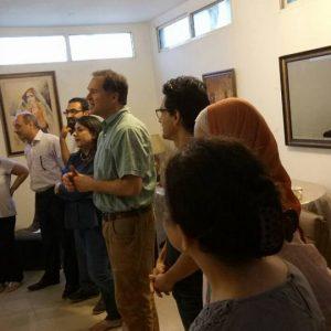 Workshop in ISLAMABAD By JIM ROBINSON