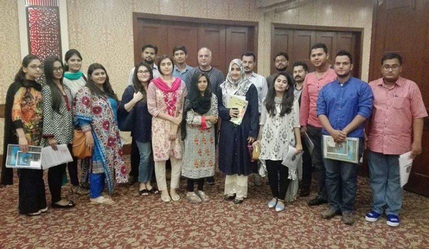 Orientation for Brand Ambassadors at Royal Rodale Karachi
