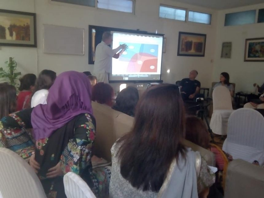 Huge Turn out of Micheal Soth's Successful Workshop in ISLAMABAD