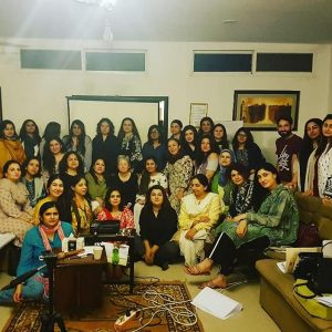 Dr.Jan Mojsa Workshops in Karachi, Islamabad & Lahore Covered