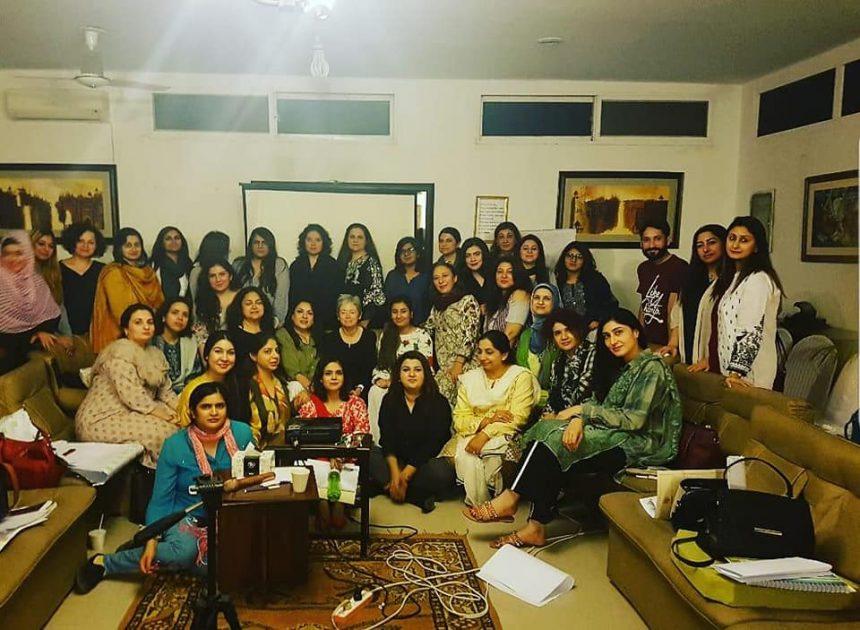 Dr.Jan Mojsa Workshops in Karachi, Islamabad & Lahore Covered