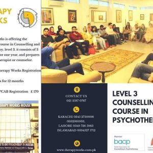 New Certificate Course in Counselling and Psychotherapy UK ( CPCAB )