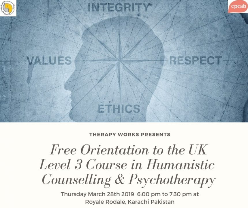 New Certificate Course in Counselling from UK