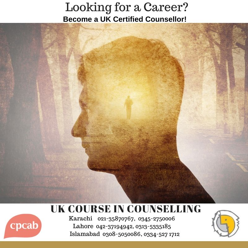 UK Certificate and Diploma Courses in Counselling