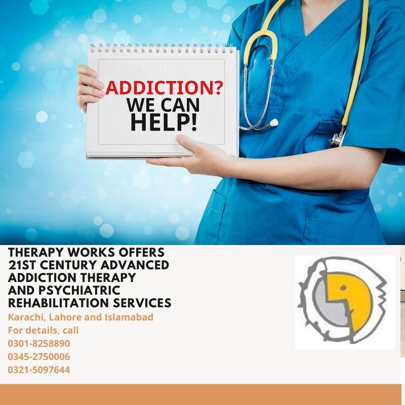 Professional Psychotherapy Services in Karachi, Lahore & Islamabad