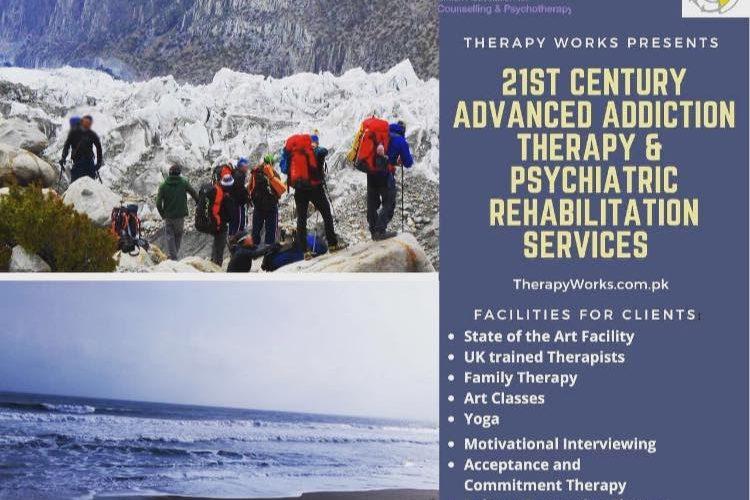 21st Century Advanced Addiction Rehab Karachi, Lahore, Islamabad