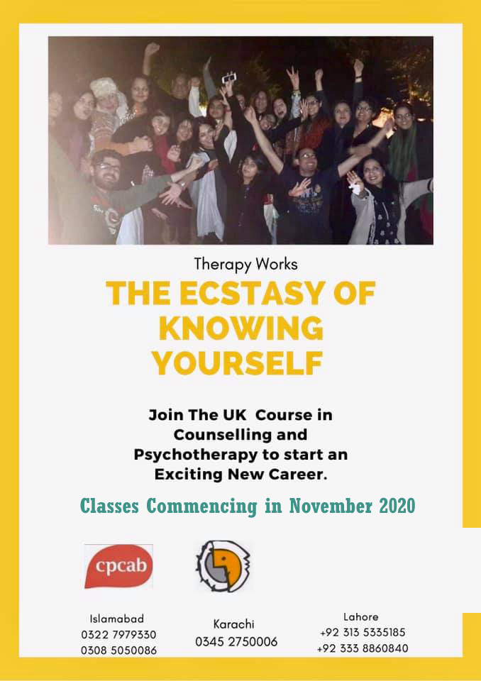 UK CPCAB Level 3 Certificate Course in Counselling & Psychotherapy is Starting Soon!
