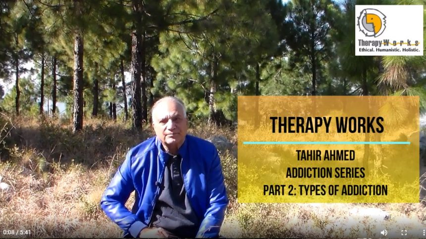 Addiction Series Part 2: Watch our Senior Psychotherapist Tahir Ahmed Discusses How Childhood Wounding Manifest