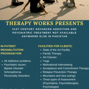 21st Century Advanced Addiction & Psychiatric Rehab in Pakistan