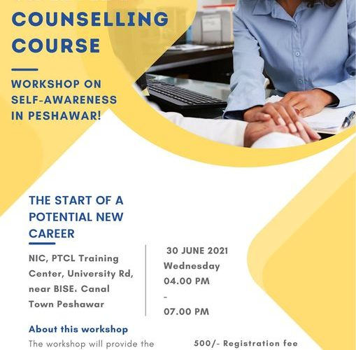 Great News! UK level 3 Counselling Course in Peshawar