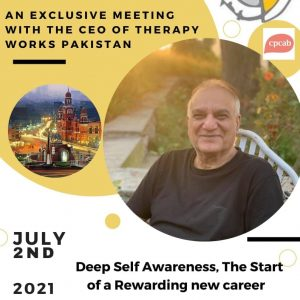 An Exclusive Meeting with CEO of Therapy Works Pakistan in Multan